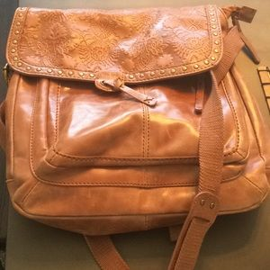 The Sak convertible messenger bag
